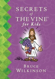 Secrets of the Vine For Kids Book