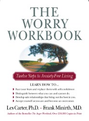 The Worry Workbook: Twelve Steps to Anxiety-Free Living