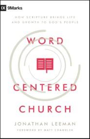 Word-Centered Church