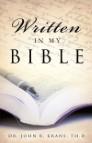 Written in My Bible