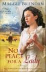No Place for a Lady: A Novel