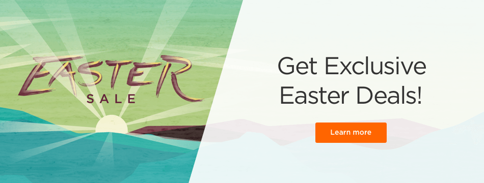 Exclusive Easter Deals