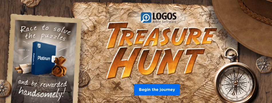 Logos Treasure Hunt