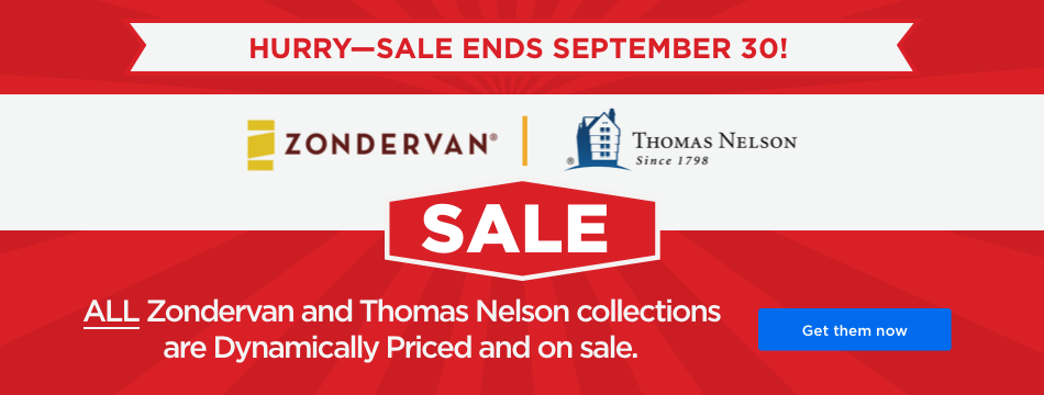 All Zondervan/Thomas Nelson Collections