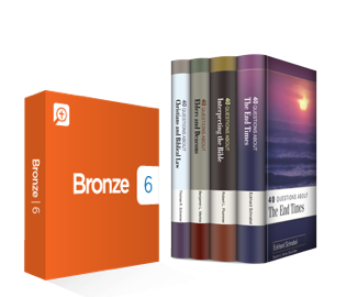 Logos 6 Bronze and 40 Questions and Answers Series