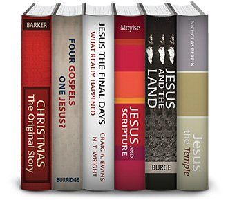 Jesus Studies Collection (6 vols.)