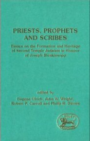 Priests, Prophets and Scribes