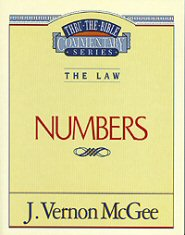 Thru the Bible vol. 8: The Law (Numbers)