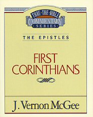 Thru the Bible vol. 44: The Epistles (1 Corinthians)