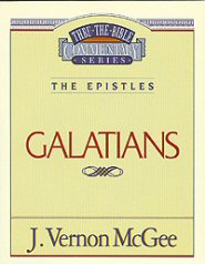Thru the Bible vol. 46: The Epistles (Galatians)