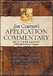 Courson's Application Commentary, Old Testament Volume 2 (Psalms–Malachi)