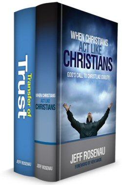 Jeff Rosenau Accountability Ministries Collection (2 vols.)