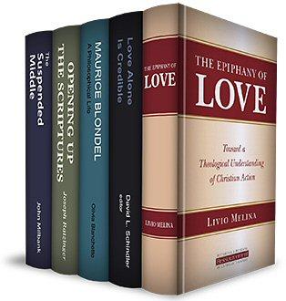Modern Catholic Theology Collection (5 vols.)
