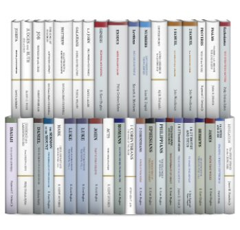 Preaching the Word Commentary Series (40 vols.)