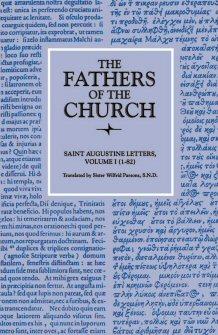 Saint Augustine: Letters: vol. 1 (1–82)
