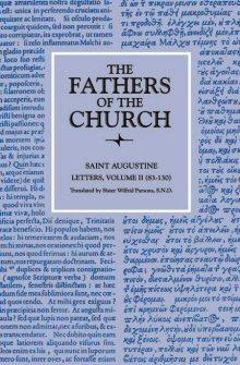 Saint Augustine: Letters: vol. II (83–130)