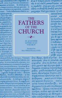 Saint Augustine: Letters: vol. IV (165–203)