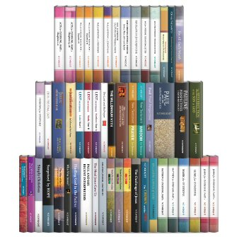 The N.T. Wright Collection (52 vols.)