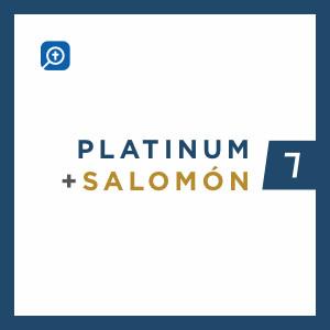Platinum + Salomón