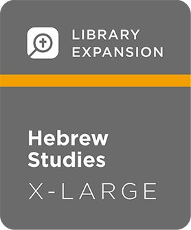 Logos 7 Hebrew Studies Library Expansion, XL
