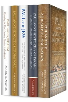 Studies on Paul's Cultural Background (5 vols.)