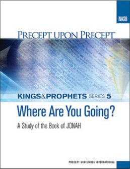 Where Are You Going? A Study of Jonah