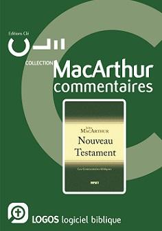 Collection Clé - Commentaires MacArthur du NT