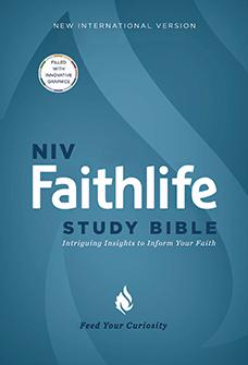 NIV Faithlife Study Bible
