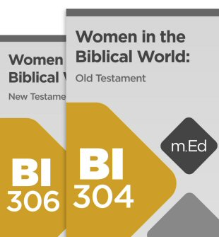 Mobile Ed: Women in the Biblical World Bundle