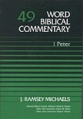 Word Biblical Commentary, Volume 49: 1 Peter