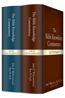 The Bible Knowledge Commentary