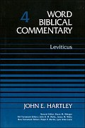 Word Biblical Commentary, Volume 4: Leviticus