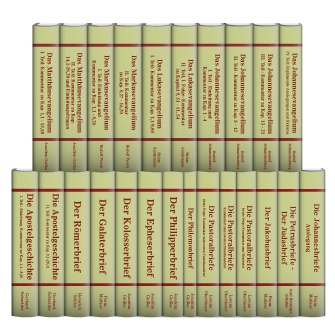 Herders Theologischer Kommentar zum Neuen Testament (HThKNT) (24 Bde.)