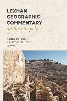 Lexham Geographic Commentary: The Gospels