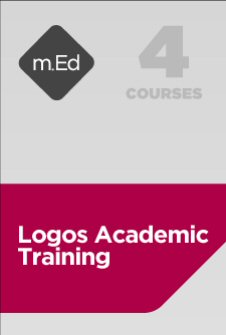 Mobile Ed: Logos Academic Training Bundle