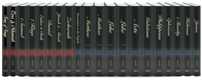 Reformed Expository Commentary (20 vols.)