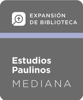 Expansión de Biblioteca, Estudios Paulinos - Mediana