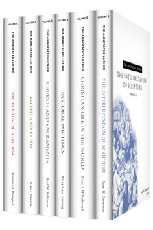 The Annotated Luther Series (6 vols.)