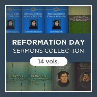 Reformation Day Sermons Collection (14 vols.)