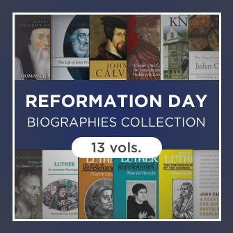Reformation Day Biographies Collection (13 vols)
