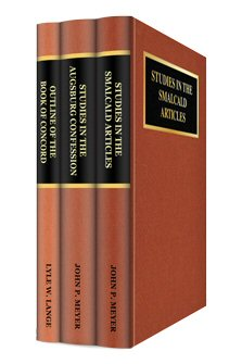 Lutheran Confessions Collection (3 vols.)