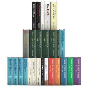 Zondervan Reference Collection (26 vols.)