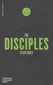 The CSB Disciple's Study Bible