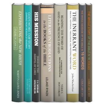 Crossway Biblical Studies Collection (8 vols.)
