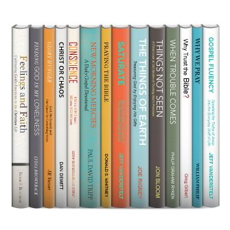 Crossway Christian Living Collection (14 vols.)