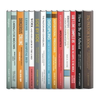 Crossway Evangelism, Discipleship, and Pastoral Care Collection (14 vols.)