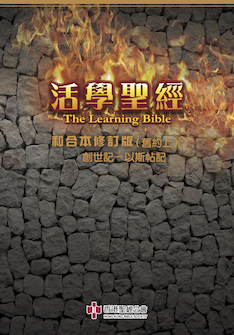 活學聖經--和合本修訂版(舊約上): 創-斯 (繁體) The Learning Bible–RCUV (Old Testament 1: Genesis-Esther) (Traditional Chinese)