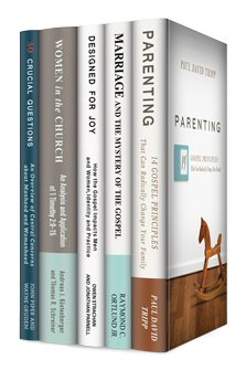 Crossway Gender, Marriage, and Parenting Collection (5 vols.)