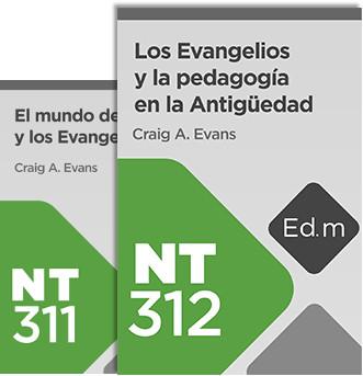 Ed. Móvil: El contexto de los Evangelios (2 Vols.)