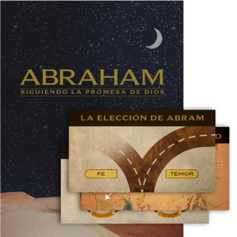 Abraham: Siguiendo la promesa de Dios - Currículo completo para iglesia